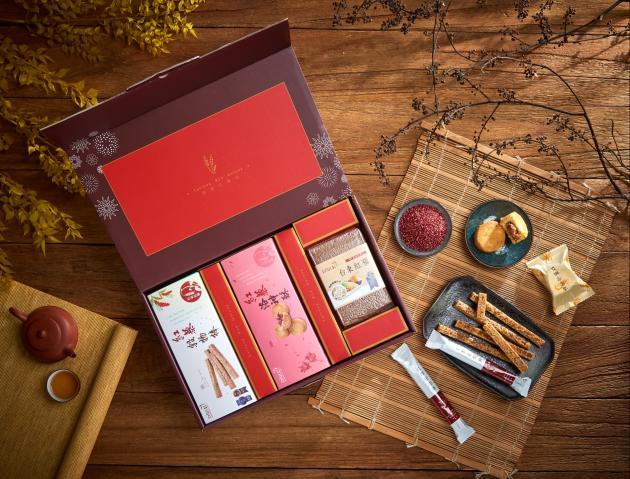 紅藜富貴禮盒 C款(3入裝) 1