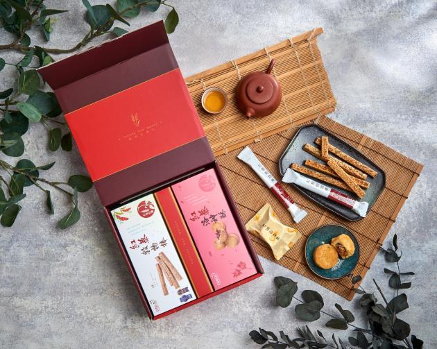 紅藜養生禮盒 A款(2入裝) 1