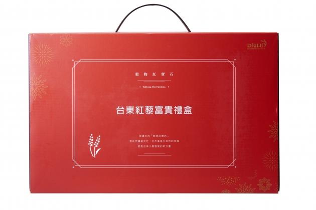 紅藜富貴禮盒 C款(3入裝) 3