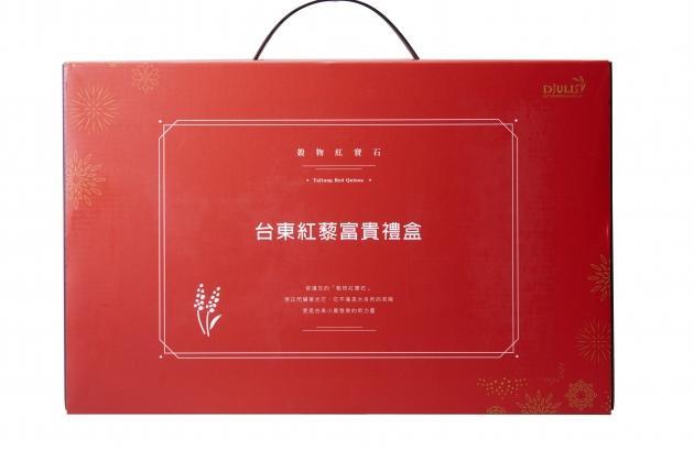 紅藜富貴禮盒 B款(3入裝) 3