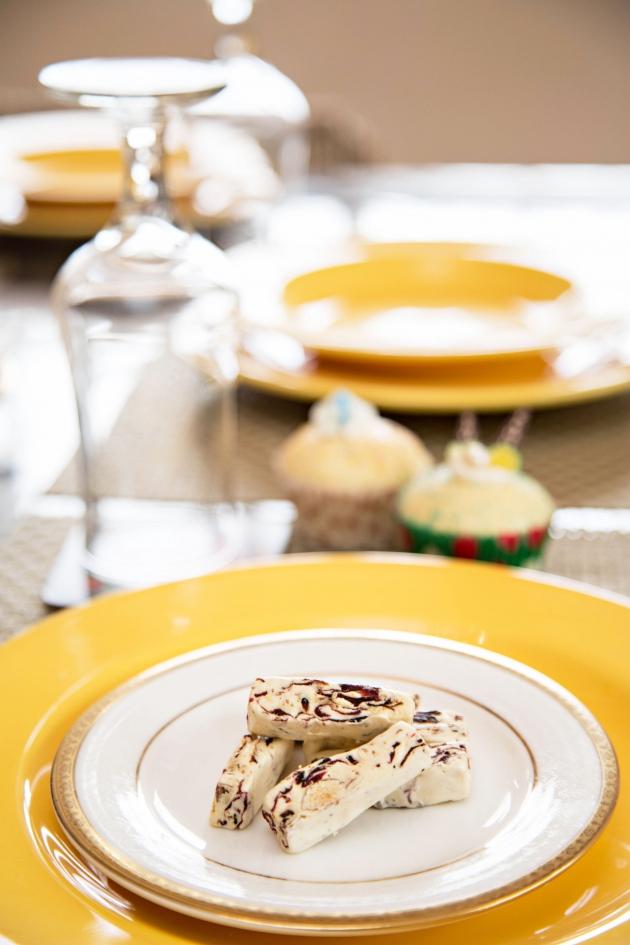 紅藜洛神牛軋糖(奶蛋素) 4