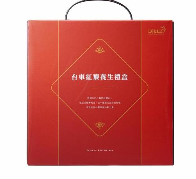 紅藜養生禮盒 B款(2入裝) 3