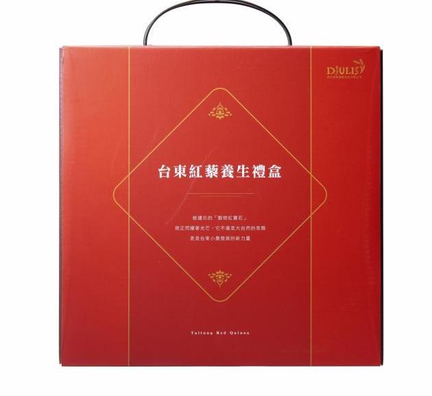 紅藜養生禮盒 A款(2入裝) 3