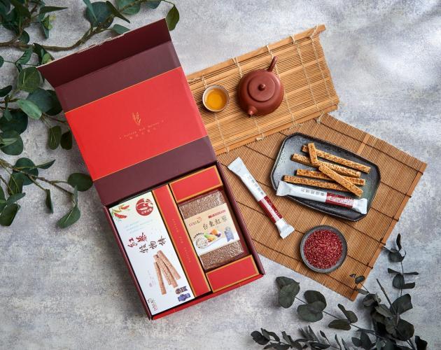 紅藜養生禮盒 C款(2入裝) 1