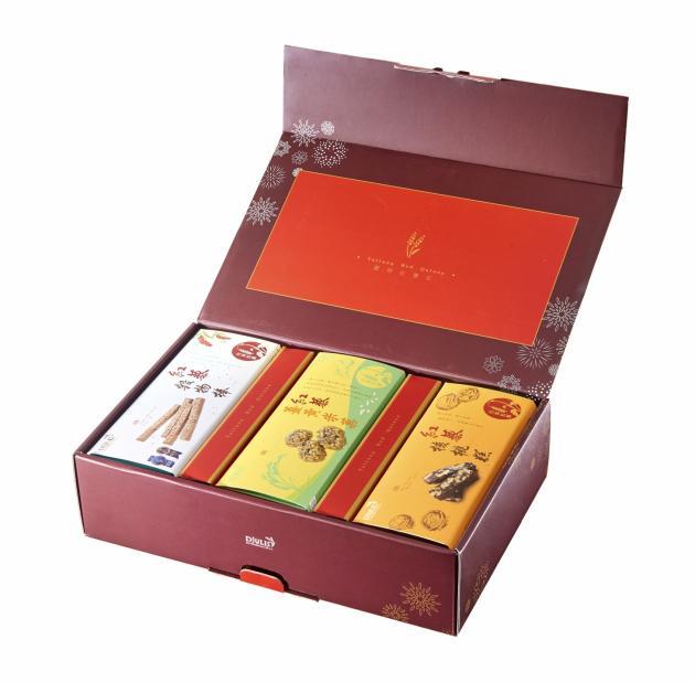 紅藜富貴禮盒 B款(3入裝) 2